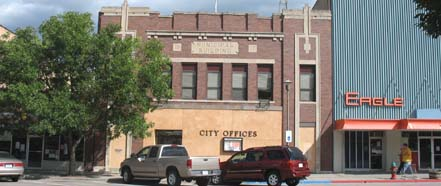 Chadron City Hall