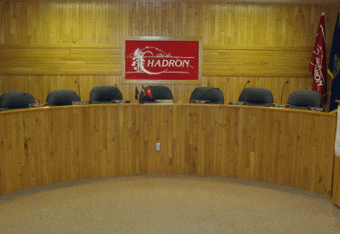 Chadron City Council Chambers